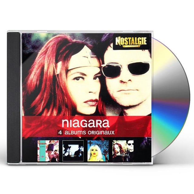 Niagara 4 ORIGINAL ALBUMS CD