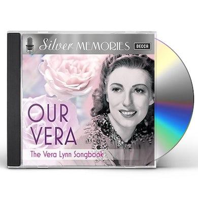 SILVER MEMORIES:OUR VERA CD