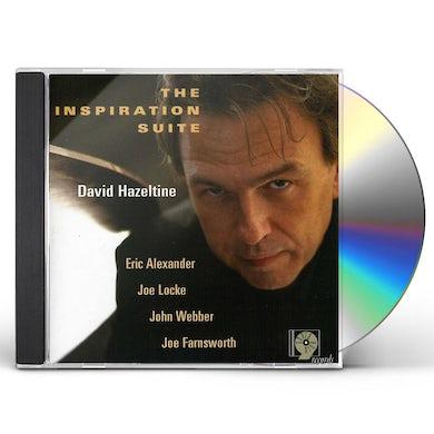 David Hazeltine INSPIRATION SUITE CD