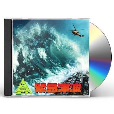 NAV EMERGENCY TSUNAMI CD
