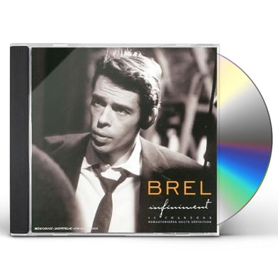 Jacques Brel INFINIMENT: BEST OF CD