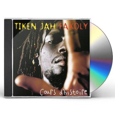 Tiken Jah Fakoly COURS D'HISTOIRE CD