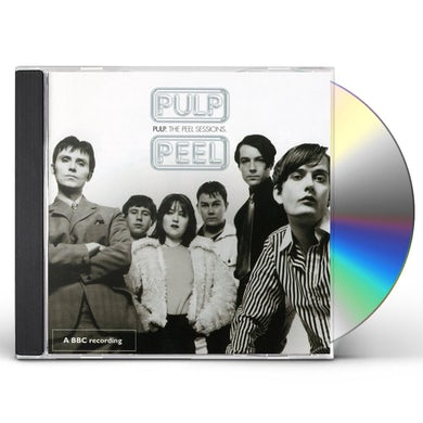 Pulp COMPLETE PEEL SESSIONS CD