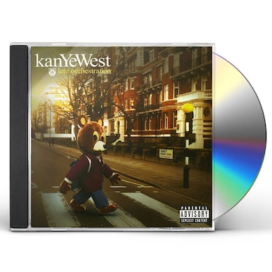 Kanye West LATE ORCHESTRATION: LIVE AT ABBEY ROAD STUDIOS CD