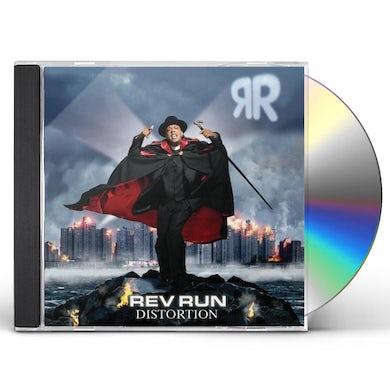 Rev Run DISTORTION CD