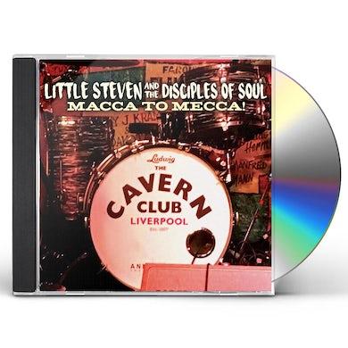 Little Steven Macca To Mecca! (CD/DVD) CD