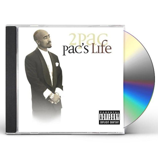 Tupac PAC'S LIFE CD