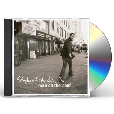 Stephen Fretwell MAN ON THE ROOF CD