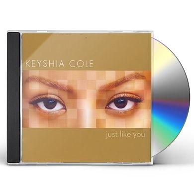 Keyshia Cole JUST LIKE YOU CD