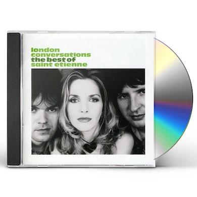 Saint Etienne LONDON CONVERSATIONS CD