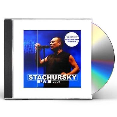 Stachursky LIVE 2001 CD