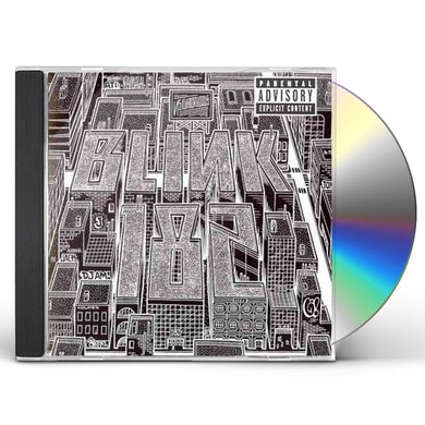 Blink-182 Neighborhoods (Deluxe) (Explicit) CD