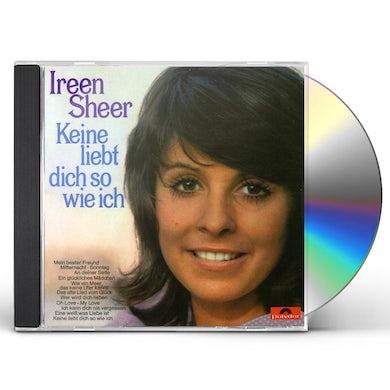 Ireen Sheer KEINE LIEBT DICH SO ICH CD