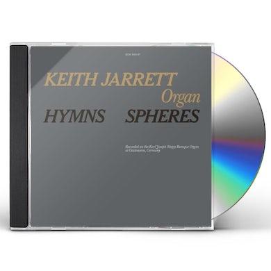 Keith Jarrett HYMNS / SPHERES CD