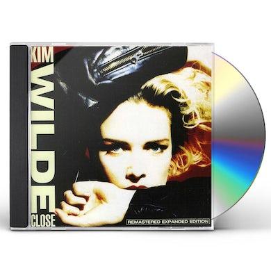 Kim Wilde CLOSE (25TH ANNIVERSARY EDITION) CD