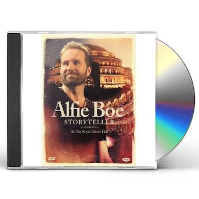 Alfie Boe STORYTELLER AT THE ROYAL ALBERT HALL CD