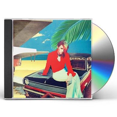La Roux TROUBLE IN PARADISE CD