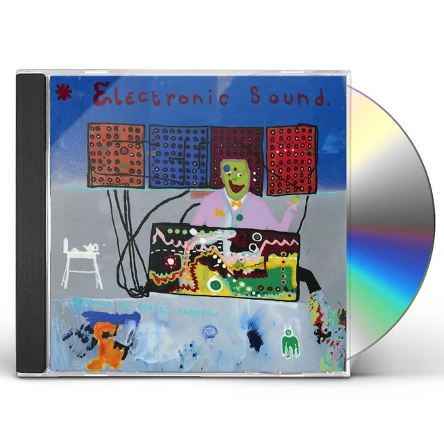 George Harrison ELECTRONIC SOUND CD