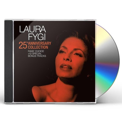 Laura Fygi 25TH ANNIVERSARY COLLECTION: FANS CHOICE CD