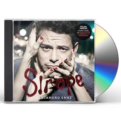 Alejandro Sanz SIROPE: ITALIAN VERSION CD