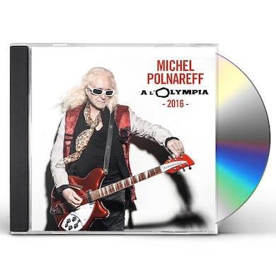 Michel Polnareff OLYMPIA 2016 CD