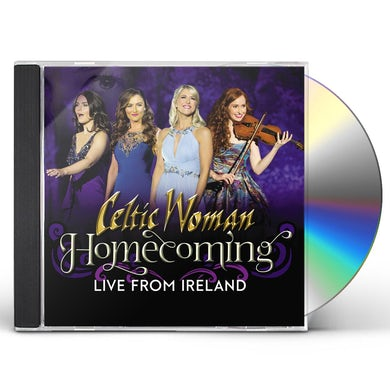 Homecoming - Live From Ireland CD