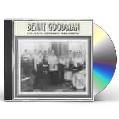Benny Goodman PLAYS JIMMY MUNDY CD