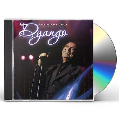Dyango UNA NOCHE UNICA-EN VIVO EN EL LUNA PARK CD