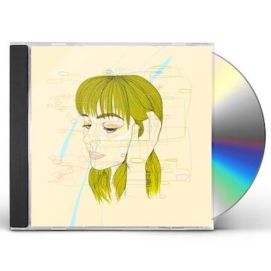 Jetty Bones - CD