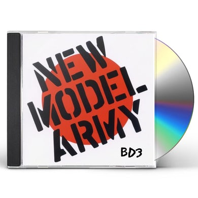 NEW MODEL ARMY CD