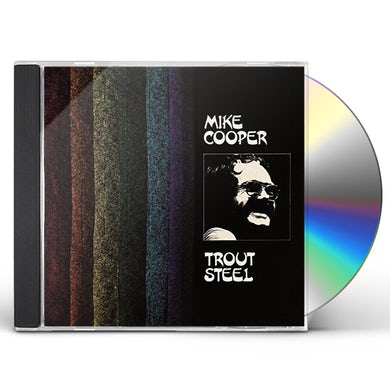 Mike Cooper TROUT STEEL CD