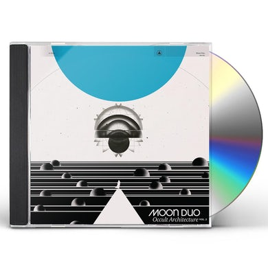 Moon Duo OCCULT ARCHITECTURE 2 CD