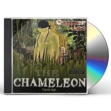 Copper Loc CHAMELEON CONCRETE JUNGLE CD
