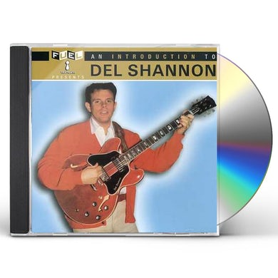 Del Shannon INTRODUCTION TO CD