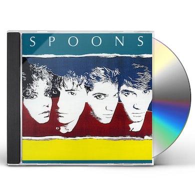 Spoons TALK BACK CD