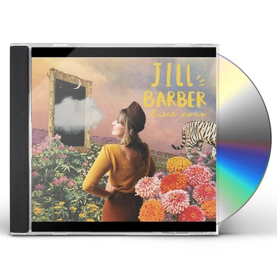 Jill Barber ENTRE NOUS CD