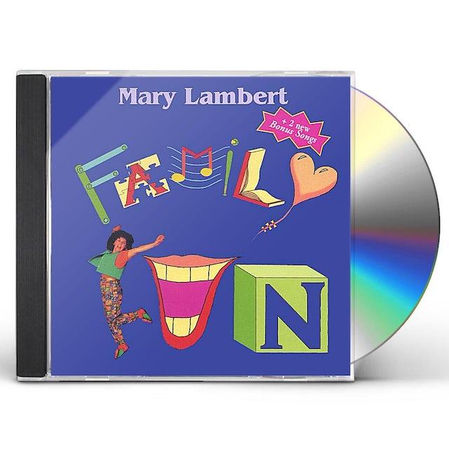 Mary Lambert FAMILY FUN CD