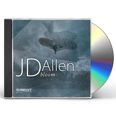 JD Allen BLOOM CD