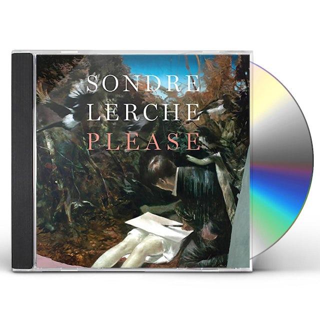 Sondre Lerche PLEASE CD