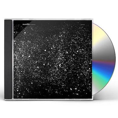 Mamiffer WORLD UNSEEN CD