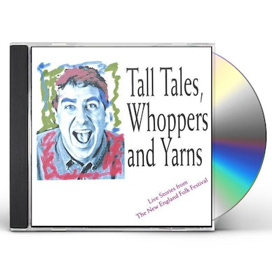 Mark Binder TALL TALES WHOPPERS & LIES-LIVE AT THE NEW ENGLAND CD