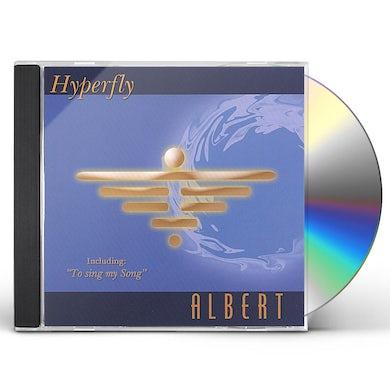 Albert HYPERFLY CD