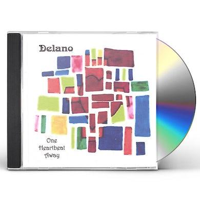 Delano ONE HEARTBEAT AWAY CD
