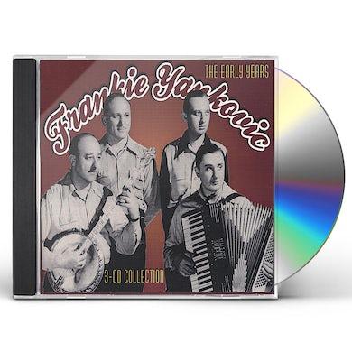 Frank Yankovic EARLY YEARS CD