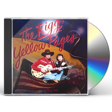Riggs YELLOW PAGES CD