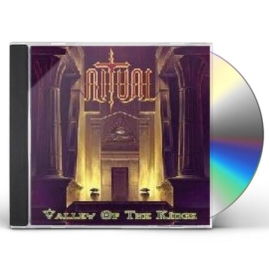 Ritual VALLEY OF THE KINGS CD
