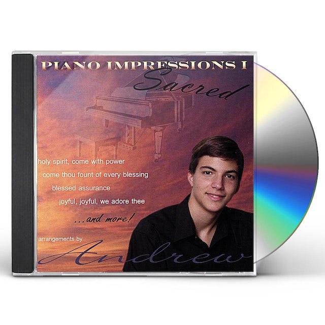 Andrew Lapp PIANO IMPRESSIONS 1: SACRED CD