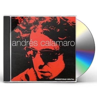 Andres Calamaro HONESTIDAD BRUTAL CD