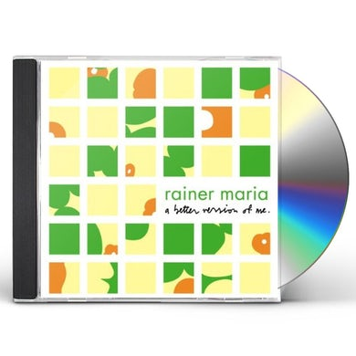 Rainer Maria BETTER VERSION OF ME CD