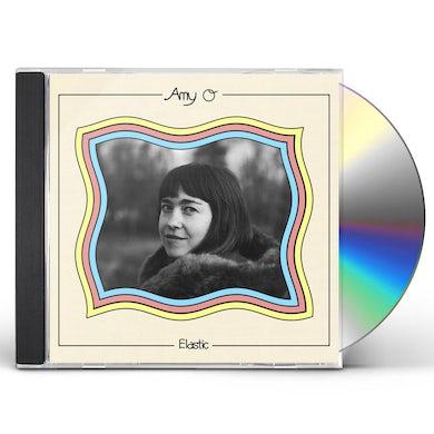 Amy O ELASTIC CD